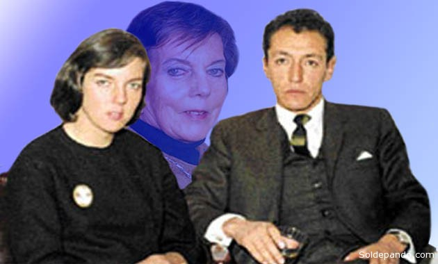 María Cristina Trigo y Marcelo Quiroga Santa Cruz. | Fotomontaje Sol de Pando