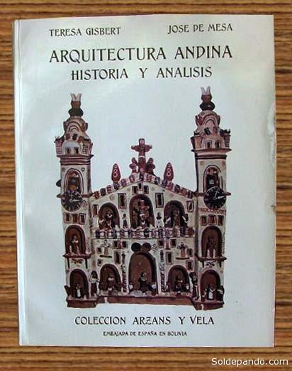 Libro Arquitectura Andina