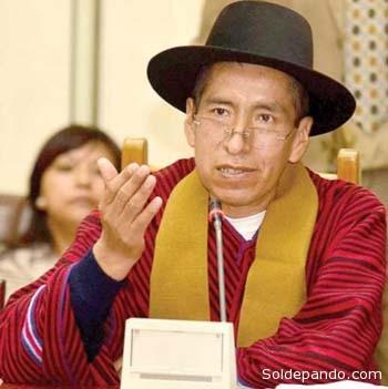 Cusi enfrenta el juicio en el Senado con el riesgo de ser declarado el rebeldía debido a su enfermedad. | Foto Opinión