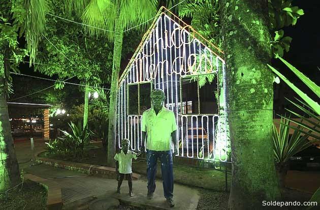 Chico Mendes foi reconhecido, por lei, como patrono nacional do meio ambiente. | Foto Sérgio Vale