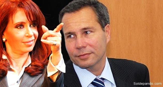 """El fiscal Alberto Nisman estableció que los autores del atentado a la AMIA pertenecen a un comando protegido por el gobierno de Irán, con el cual Kirchner habría sellado en el 2012 un pacto de encubrimiento a cambio de la importación de petróleo desde el Golfo Pérsico """"a precios políticos"""".  Sol de Pando"""
