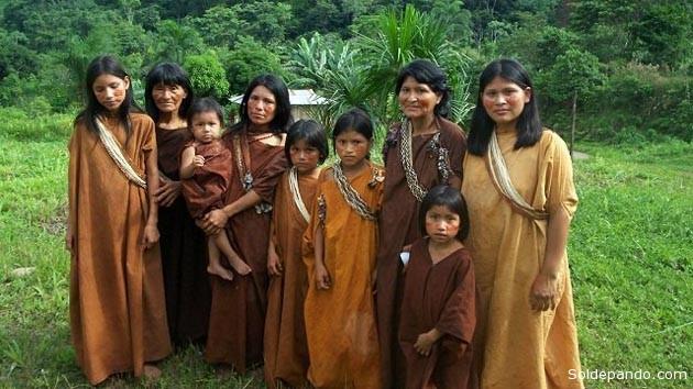 Los Ashaninka, principales interesados en titulación territorial en la Amazonia peruana. | Foto Archivo Sol de Pando