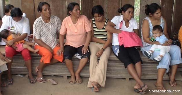Mujeres de la amazonia boliviana, una fuerza productiva   cada vez más importante. | Foto Archivo Sol de Pando