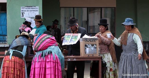 Entre 1987 y 2004 se realizaron exclusivamente elecciones municipales. A partir de 2005 se incorporaron las elecciones a Gobernadores. | Foto Archivo