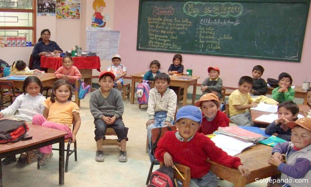 A partir del año 2003, dando cumplimiento al acuerdo entre la Naciones Unidas (ONU) y la Naciones Unidas para la Educación la Ciencia y la Cultura (UNESCO), se celebra cada 1 de abril el Día Mundial de la Educación. | Foto Archivo