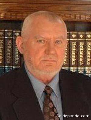 El coronel húngaro Istvan Belovai, el contacto de Eduardo Rozsa en la CIA. | Foto Telegraph