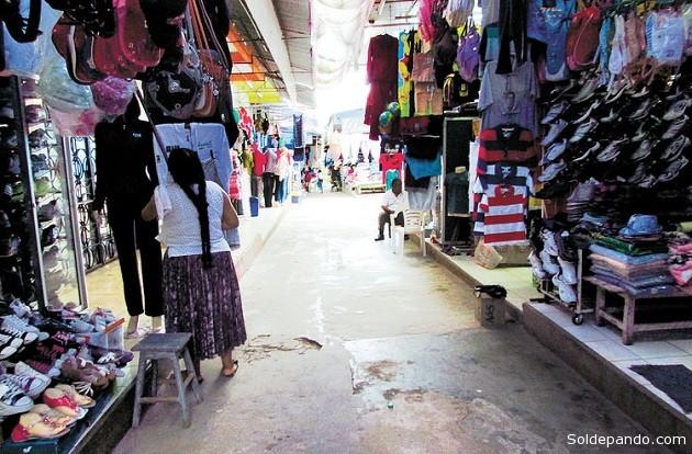 mercado cobija