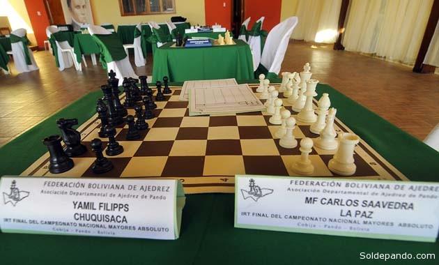 Este doble torneo se realiza en Cobija desde el 21 de julio y finalizará el próximo domingo 26. | Foto GADP