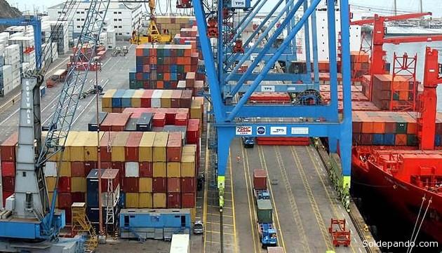 Las exportaciones acumuladas en los cinco primeros meses fueron de 3.906,5 millones de dólares.
