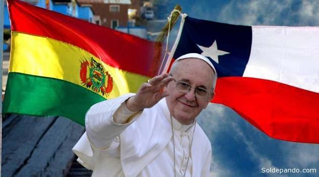 Bolivia entendió que las palabras de Francisco planteaban un desafío a pesar de la naturaleza intrínseca de nuestra demanda ante la Corte de La Haya, que no es otra que la búsqueda de un diálogo...