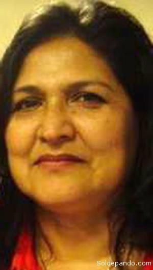 La médico forense Miriam Rocabado Carvajal, enjuiciada cobardemente por un violador sentenciado.