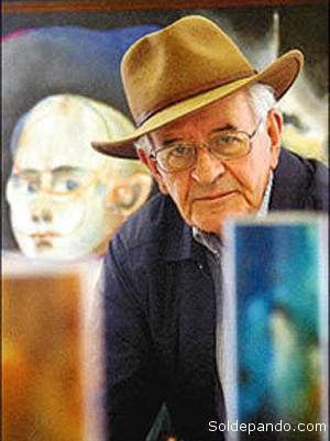 Alfredo La Placa nació en Potosí en 1929. Estudió Medicina y despertó su vocación artística en Italia. Ambos hechos, más un largo periplo por los principales museos y galerías de Europa, entre 1947 y 1952, le permitieron tomar contacto tanto con los principales maestros del arte clásicos como con las propuestas de Campigli, Turcato, De Pisis, De Chirico y Gutuso, entre otros. En 1953, en una muestra colectiva, en la Taberneta de los Artistas Milano (La Paz), expuso sus primeros lienzos junto con otros artistas, entre ellos cabe mencionar a Nora Beltrán, Maria Sunniva Geuer, Enrique Geuer, Graciela Rodo Boulanger y María Luisa Pacheco. A partir de entonces ha realizado más de 92 exposiciones en galerías y centros culturales de Bolivia y el exterior. Su obra mereció también publicaciones especializadas en arte.