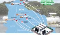 Mapa Combustibles Norte Amazonico