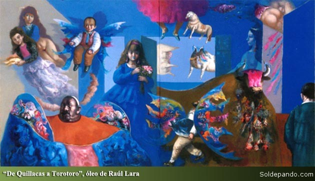 Pintura Raul Lara