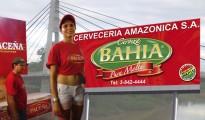 """La """"Paceña"""" (CBN) vuelve a provocar una """"guerra de la cerveza"""", esta vez en Pando, impidiendo el desarrollo local de esta industria.   Fotomontaje Sol de Pando"""
