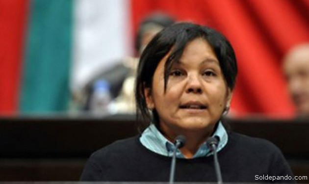 Gisela Mota, ex diputada nacional, apenas había asumido como gobernadora del municipio de Temixco por el PRD, cuando fue atacada por un comando en su propia casa. Tenía 33 años. | Foto Reuters
