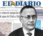 Jorge Carrasco Jahnsen dirigió El Diario manteniendo la línea invariable del periódico fundado por su bisabuelo cochabambino, estrechamente ligada a la reivindicación marítima de Bolivia.