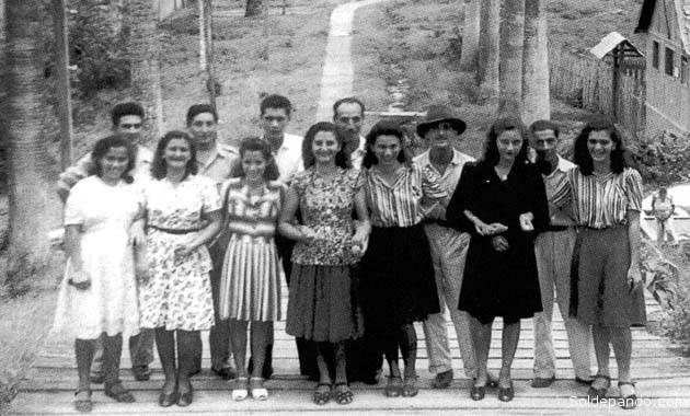 Dos años después del congreso feminista de Pando, el 24 de septiembre de 1938 su funda el departamento de Pando. Las mujeres de este terrirtorio amazónico se sumaron a la construcción cultural de su identidad regional desde los años 40. | Foto Rodolfo Torrico Zamudio