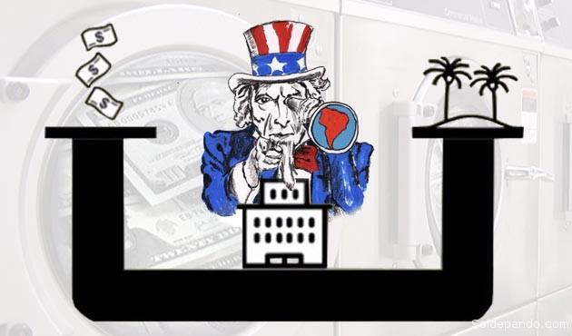 Panama Papers Tio Sam Lavado
