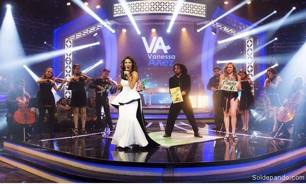 Vanessa impulsará su carrera como solista sin dejar de lado los compromisos de Póker, grupo que el año pasado estuvo en los rankings internacionales con su éxito Ubalele.   Foto VA