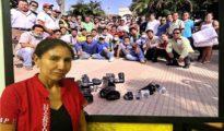 Roxana Sánchez Espinoza a la cabeza de un gremio que se fortalece asumiendo roles de liderazgo ético en el departamento.| Fotomontaje Sol de Pando
