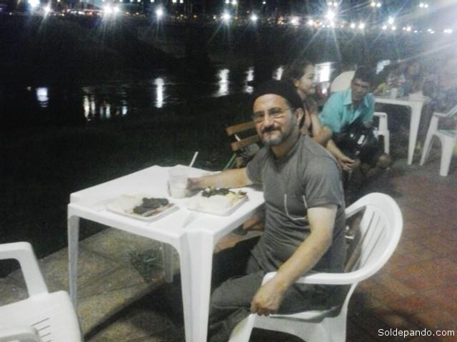 La gastronomía acreana en La Gamelera, a orillas del rio Acre, es el mayor patrimonio cultural de Rio Branco. | Foto Sol de Pando