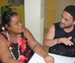 Almerinda Cunha es una leyenda viviente en el Estado do Acre, orgullo del Partido de los Trabajadores, cuyo gobierno le confirió el Premio Estadual de Derechos Humanos el año 2012. | Foto Jeanduly Mendes – Sejudh