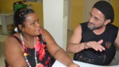 Almerinda Cunha es una leyenda viviente en el Estado do Acre, orgullo del Partido de los Trabajadores, cuyo gobierno le confirió el Premio Estadual de Derechos Humanos el año 2012.   Foto Jeanduly Mendes – Sejudh