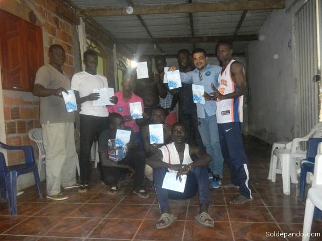 El drama de los senegaleses refugiados en el Acre es una muestra de como el derecho humano a la migración se convierte en tráfico humano debido a la corrupción y debilidad institucional en los gobiernos del tercer mundo. | Foto Sejdhu