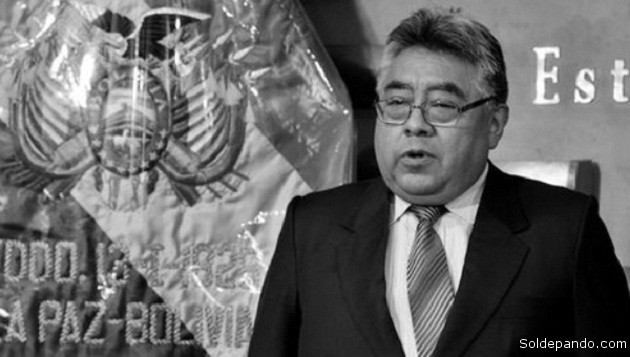Conflicto Minero Rodolfo Illanes