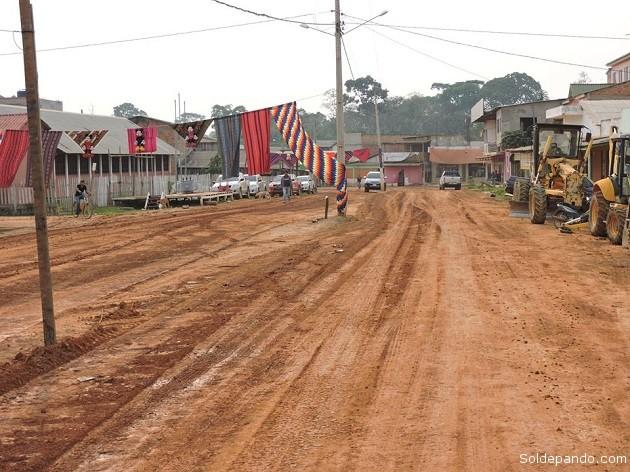 El municipio pandino de Bella Flor, una frontera activa que busca su modernización. | Foto Prensa GADP