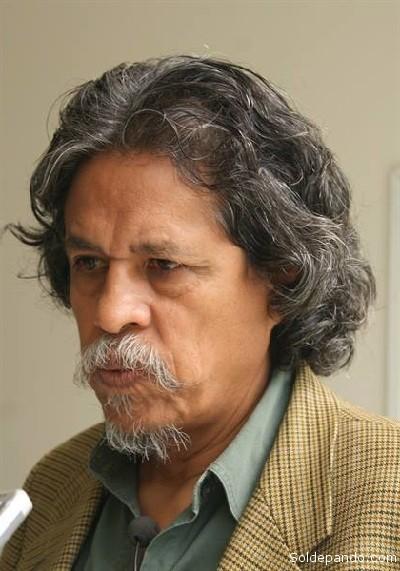 Bayro, científico destacado en México. | Foto Cinestav