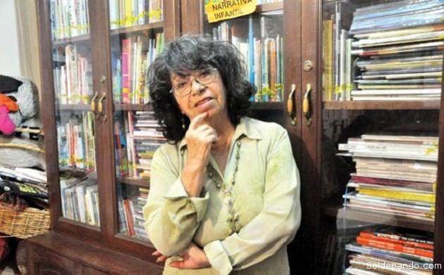 Incansable obrera de la palabra escrita y de un pensamiento labrado con fervor de mujer. | Foto periódico Opinión